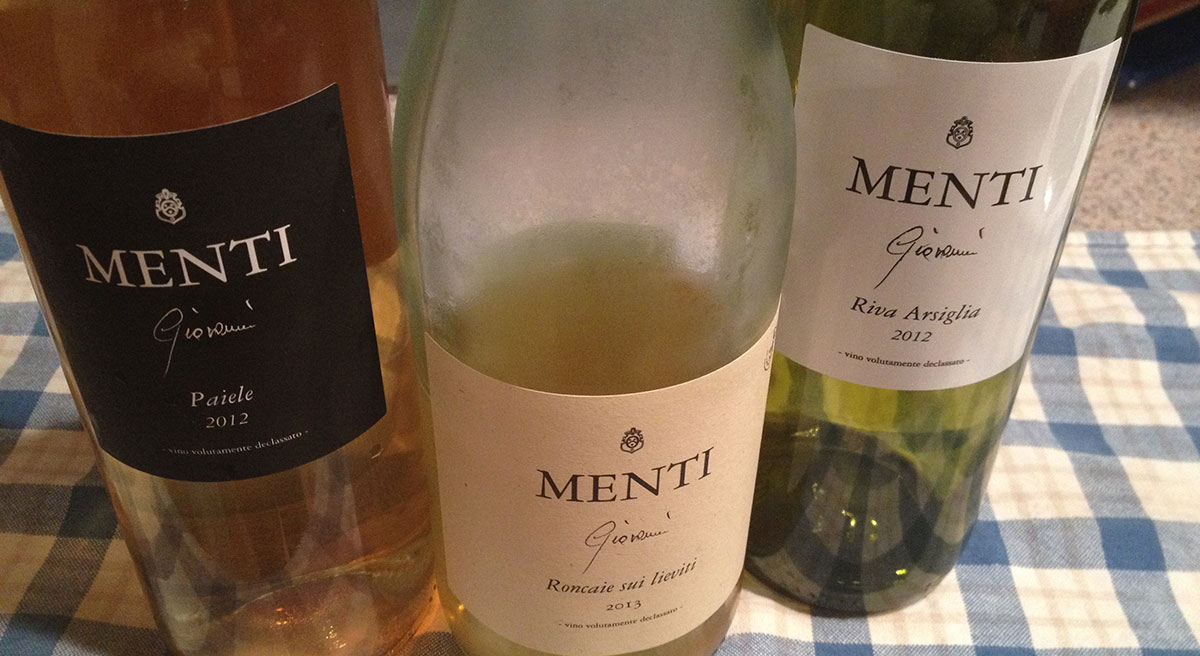 Heritage Grapes: The Garaganega Wines from Menti